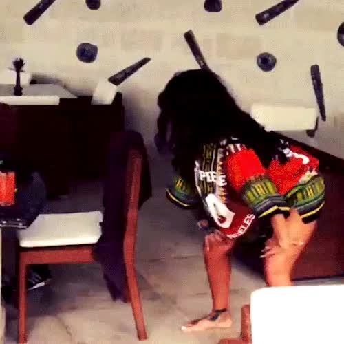 Watch this twerk GIF on Gfycat. Discover more related GIFs on Gfycat