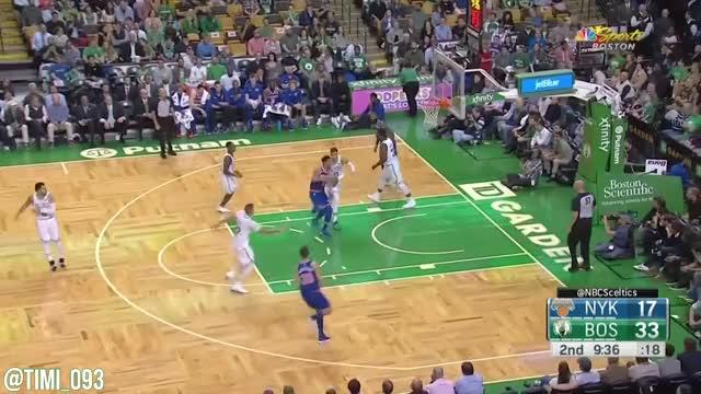 Watch Jayson Tatum Highlights vs New York Knicks (22 pts, 4 reb, 4 stl, 2 blk) GIF by Adrian Stempinski (@adrianstempinski) on Gfycat. Discover more jayson tatum GIFs on Gfycat