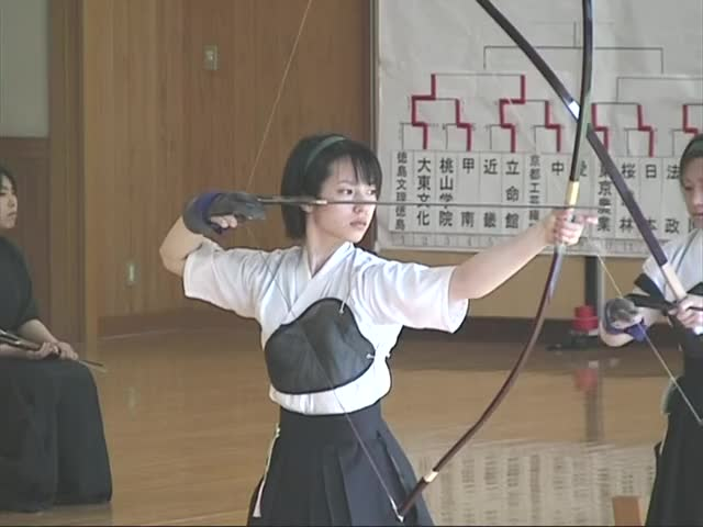 Watch and share Japanese GIFs and Archery GIFs on Gfycat