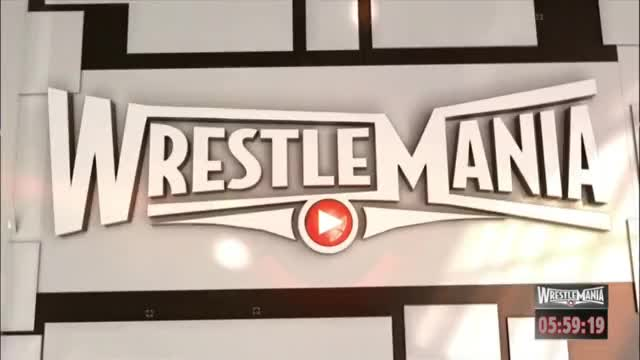 Watch WrestleMania stage in action [GIF] (reddit) GIF by @madmanambrose on Gfycat. Discover more SquaredCircle GIFs on Gfycat