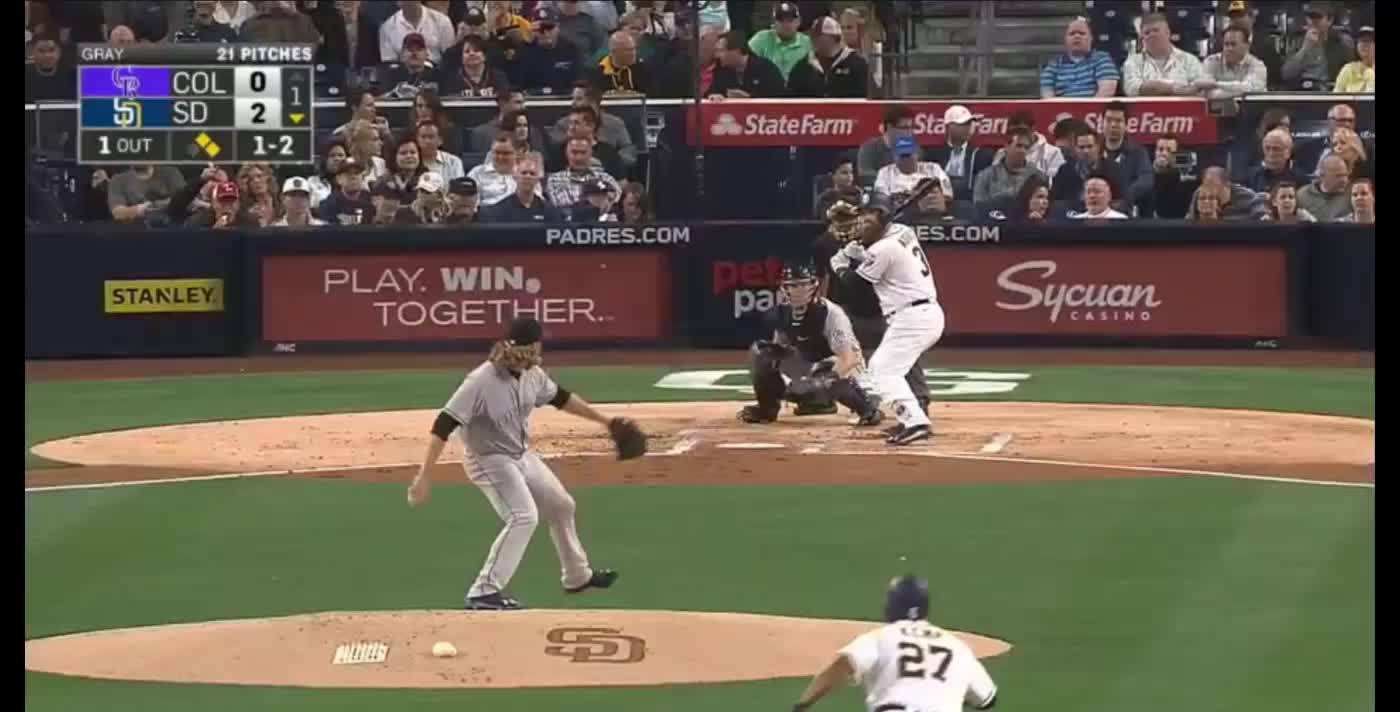 baseball, coloradorockies, 2 GIFs