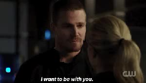 Watch and share Oliver X Felicity GIFs and Happy Friday GIFs on Gfycat