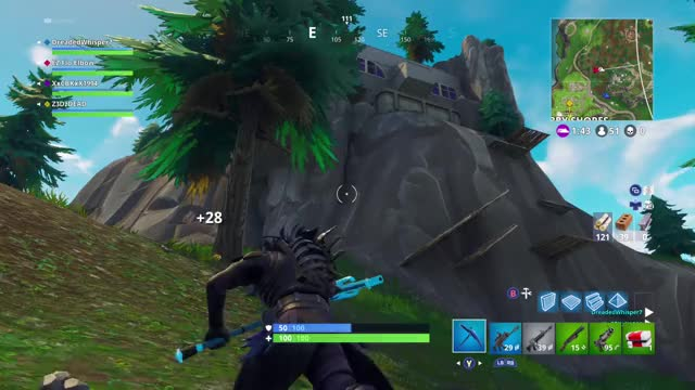Watch Port-a-Fort bounces off pickaxe GIF by Gamer DVR (@xboxdvr) on Gfycat. Discover more FortNiteBR, Fortnite, FortniteBattleRoyale, Z3DzDEAD, xbox, xbox dvr, xbox one GIFs on Gfycat
