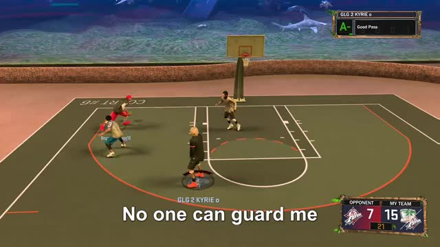 Watch and share Glg 2 Kyrie O GIFs and Xbox Dvr GIFs by Gamer DVR on Gfycat