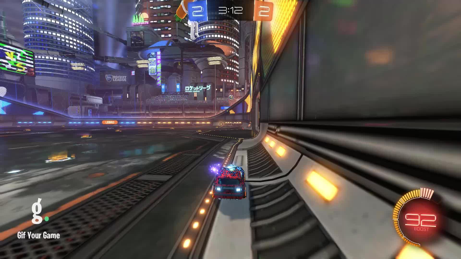 Gif Your Game, GifYourGame, Goal, LordTempestX, Rocket League, RocketLeague, Goal 5: LordTempestX GIFs