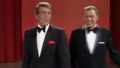 Watch and share Frank Sinatra And Dean Martin Medley GIFs on Gfycat