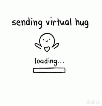 Watch and share Hug Message GIFs on Gfycat