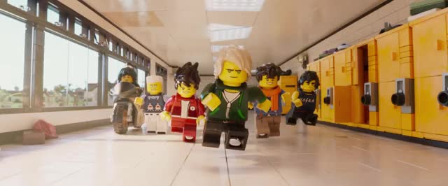 Watch and share Lego Ninjago Movie GIFs and Running GIFs by LEGO NINJAGO Movie on Gfycat