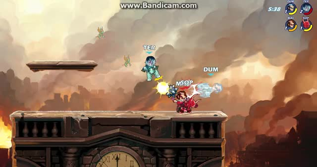Watch and share Brawlhalla GIFs by Terror™ on Gfycat