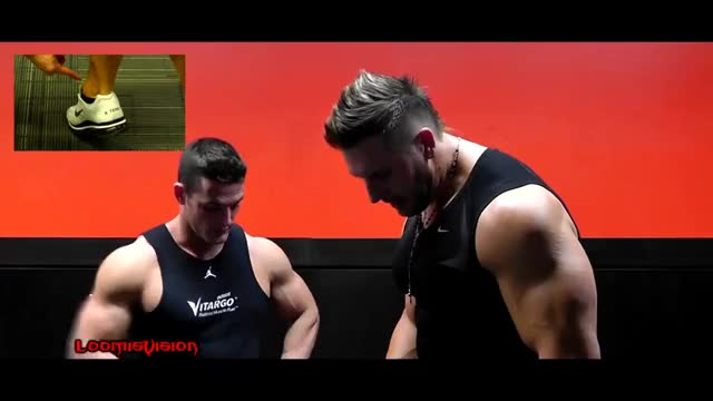 """Watch CBS Big Brother Superstar Mr. PEC-Tacular & """"The Freak"""" Rob Terry are FREAK'N PEC-TACULAR!! GIF on Gfycat. Discover more related GIFs on Gfycat"""