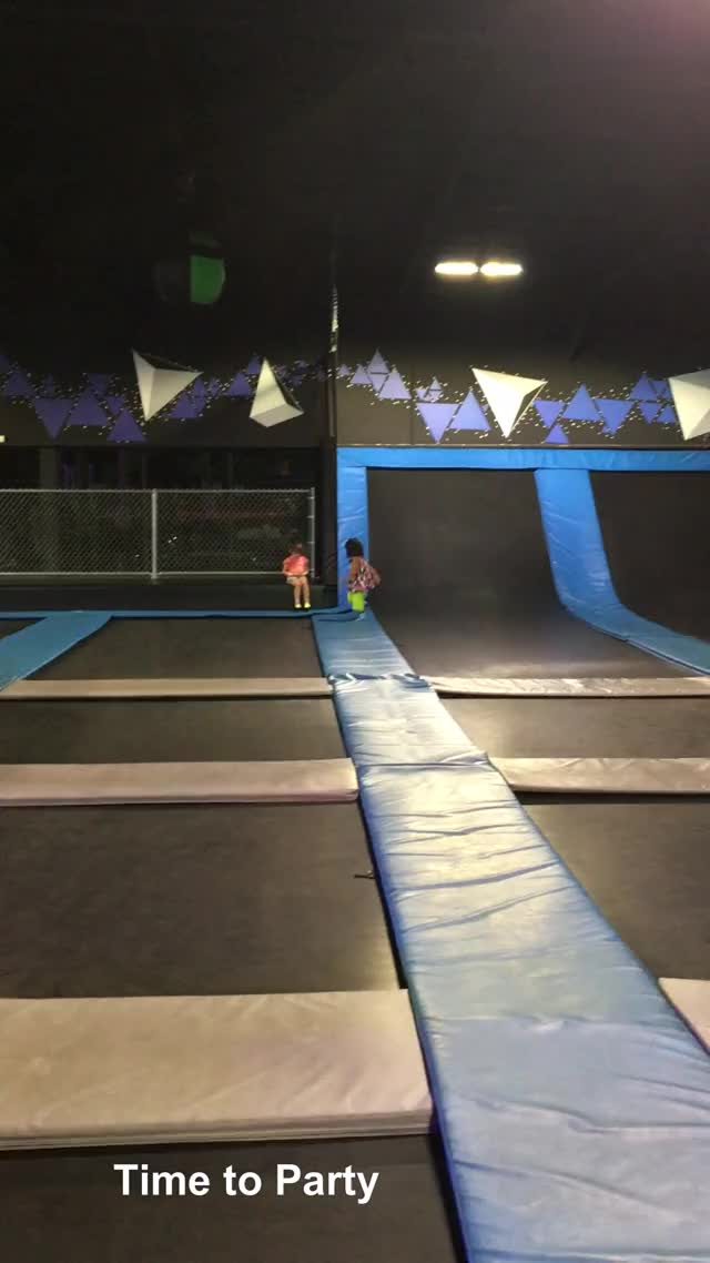 Watch and share Kids-jumping-trampoline GIFs on Gfycat