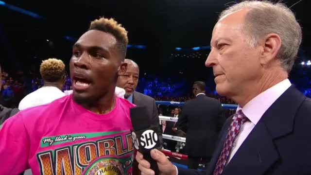 Watch and share Jermell Charlo GIFs and Derrick James GIFs by Tom_Cody on Gfycat