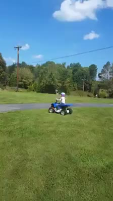 """Watch and share """"Slightly"""" Modified 24v ATV GIFs by bengolden on Gfycat"""