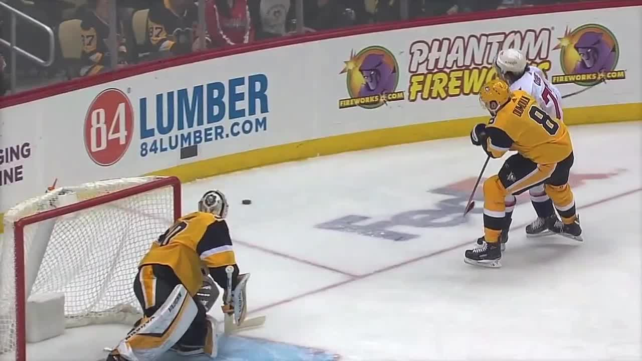 hockey, TJ Oshie kicked in face GIFs