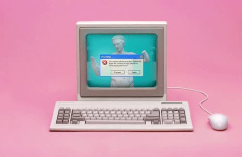 Watch and share Retro Computer GIFs on Gfycat