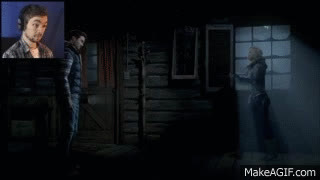 PARANORMAL ACTIVITY | Until Dawn #2 GIFs