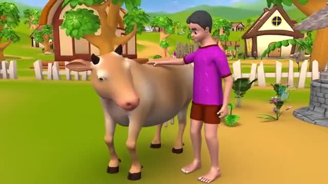 Watch and share Magical Cow Hindi Story जादुई गाय हिन्दी कहानी - 3D Animated Bedtime Moral Stories Fairy Tales 1.9s - 2m1.2s (E1S712a53R0) GIFs by MAA MAA TV - Hindi Stories on Gfycat
