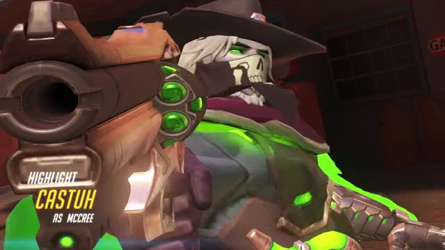 Watch Didn't make the cut - Castuh GIF by @castuh on Gfycat. Discover more Mccree, blizzard, highlight, overwatch GIFs on Gfycat
