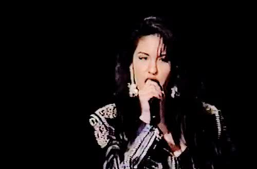 Watch dreaming of you GIF on Gfycat. Discover more *, performance, selena, selena quintanilla, selena quintanilla perez, those guitar earrings tho GIFs on Gfycat