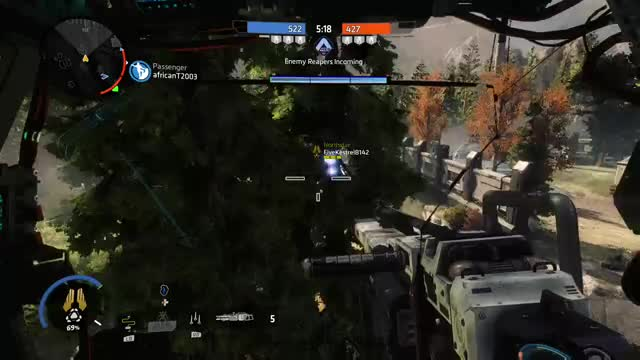 Watch and share Alvinpalmy GIFs and Titanfall2 GIFs by Gamer DVR on Gfycat