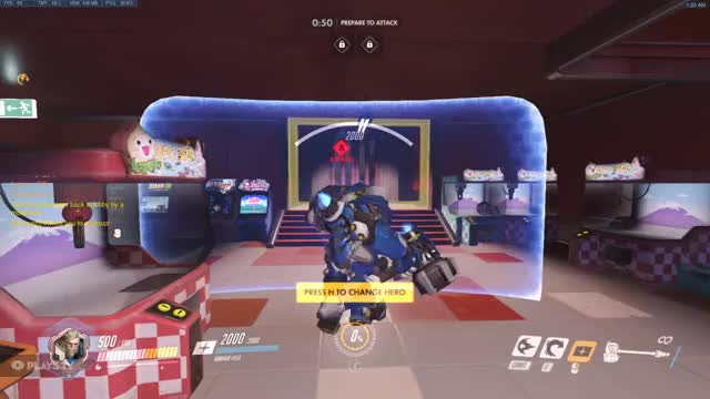 Watch Rein PTR GIF by @emounette on Gfycat. Discover more related GIFs on Gfycat