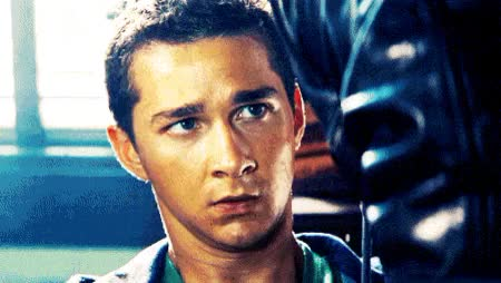 Watch and share Shia Labeouf GIFs on Gfycat