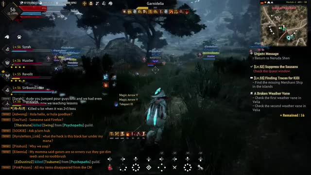 Watch and share Blackdesert GIFs and Lknyghtmyr GIFs by Gamer DVR on Gfycat
