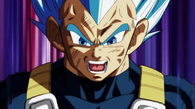 Watch and share Vegeta-powering-up-full GIFs on Gfycat