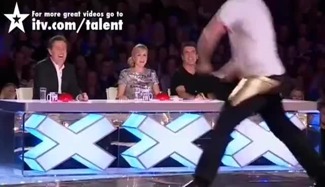 Watch Simon GIF on Gfycat. Discover more britains, got, talent GIFs on Gfycat