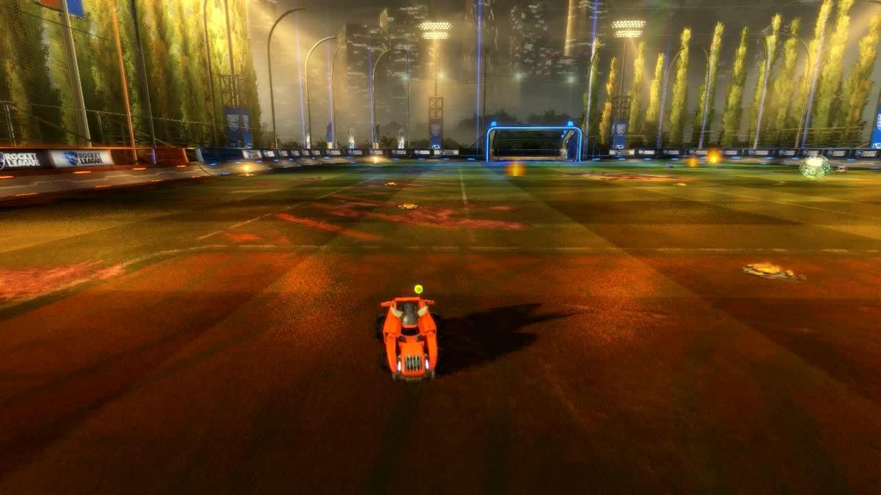 RocketLeague, Aerial Goal GIFs