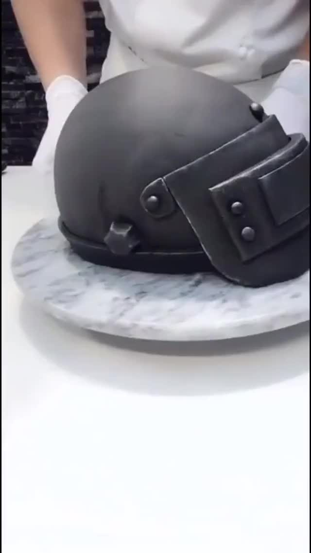 Watch and share PUBG Level 3 Helmet GIFs by EngineerScientist on Gfycat