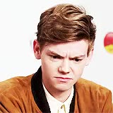 Watch and share Thomas Sangster GIFs and Fyeahtbs GIFs on Gfycat
