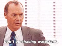 Watch and share The Other Guys, Dont Go Chasing Waterfalls GIFs on Gfycat