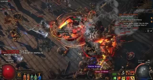 Watch and share Pathofexile GIFs by disfang on Gfycat