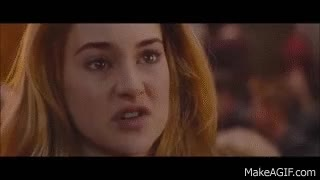 """Watch Divergent - """"Stay away from me!"""" GIF on Gfycat. Discover more related GIFs on Gfycat"""