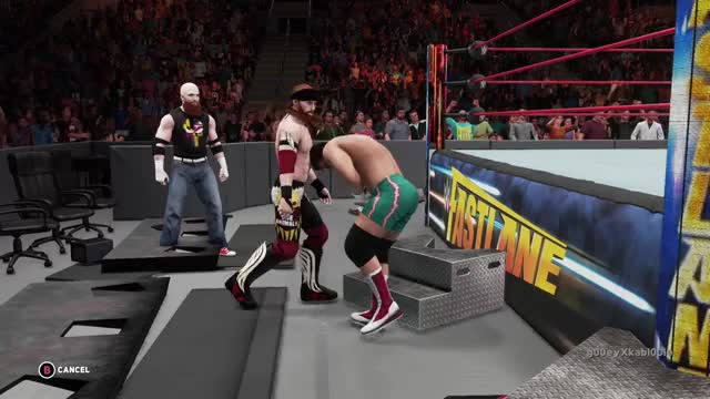 Watch this GIF by Xbox DVR (@xboxdvr) on Gfycat. Discover more WWE2K18, g00eyXkabl00ie, xbox, xbox dvr, xbox one GIFs on Gfycat