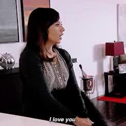 Watch and share Rashida Jones GIFs and I Love U GIFs on Gfycat