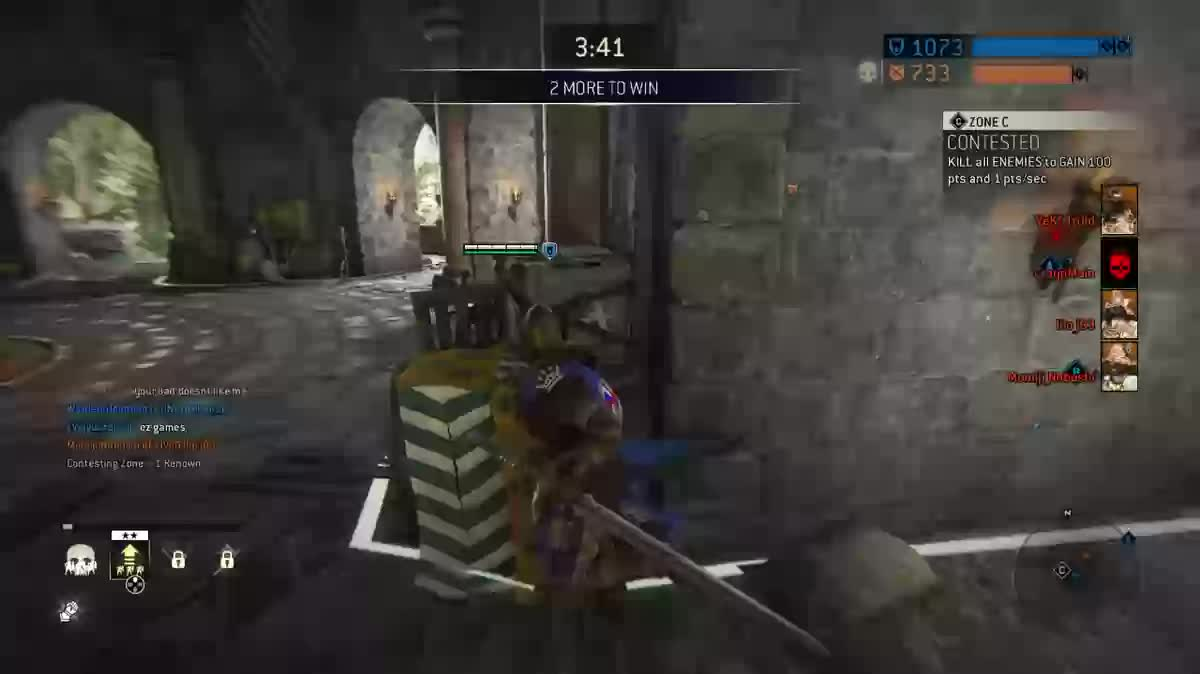 forhonor - bumps GIFs