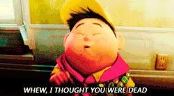 gif gifs disney UP Pixar russel