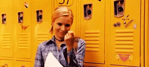 Watch and share Veronica Mars GIFs on Gfycat