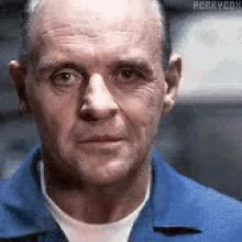 Watch Hannibal Lecter GIF on Gfycat. Discover more anthony hopkins GIFs on Gfycat