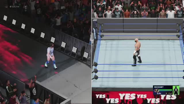Watch Ricochet T UP GIF by Gamer DVR (@xboxdvr) on Gfycat. Discover more WWE2K19, dtae203, xbox, xbox dvr, xbox one GIFs on Gfycat