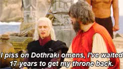 Watch Game of Thrones GIF on Gfycat. Discover more 01x01, 01x06, Drogo, Game of Thrones, Game of Thrones gif, Illyrio Mopatis, Khal Drogo, Viserys Targaryen GIFs on Gfycat