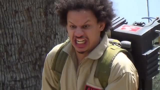 Watch Eric Andre Ghostbuster GIF on Gfycat. Discover more related GIFs on Gfycat