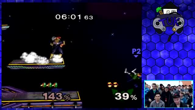 Watch El Fuego (Falco) vs EGtv | Syrox (Fox) Genesis 4 2017 GIF on Gfycat. Discover more smashbros GIFs on Gfycat