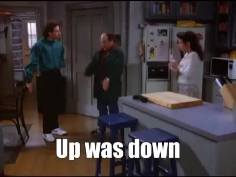 Watch and share George Costanza GIFs and Jason Alexander GIFs by Media Paradise 📺 on Gfycat
