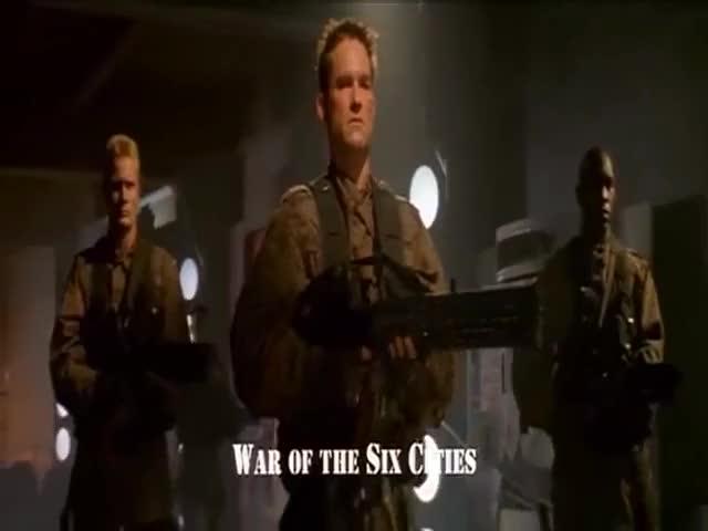 A Soldier is born- A Battle trained Kurt Russel