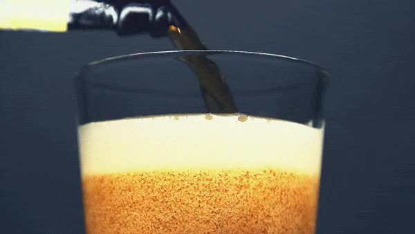 Watch and share Beer Pour GIFs on Gfycat