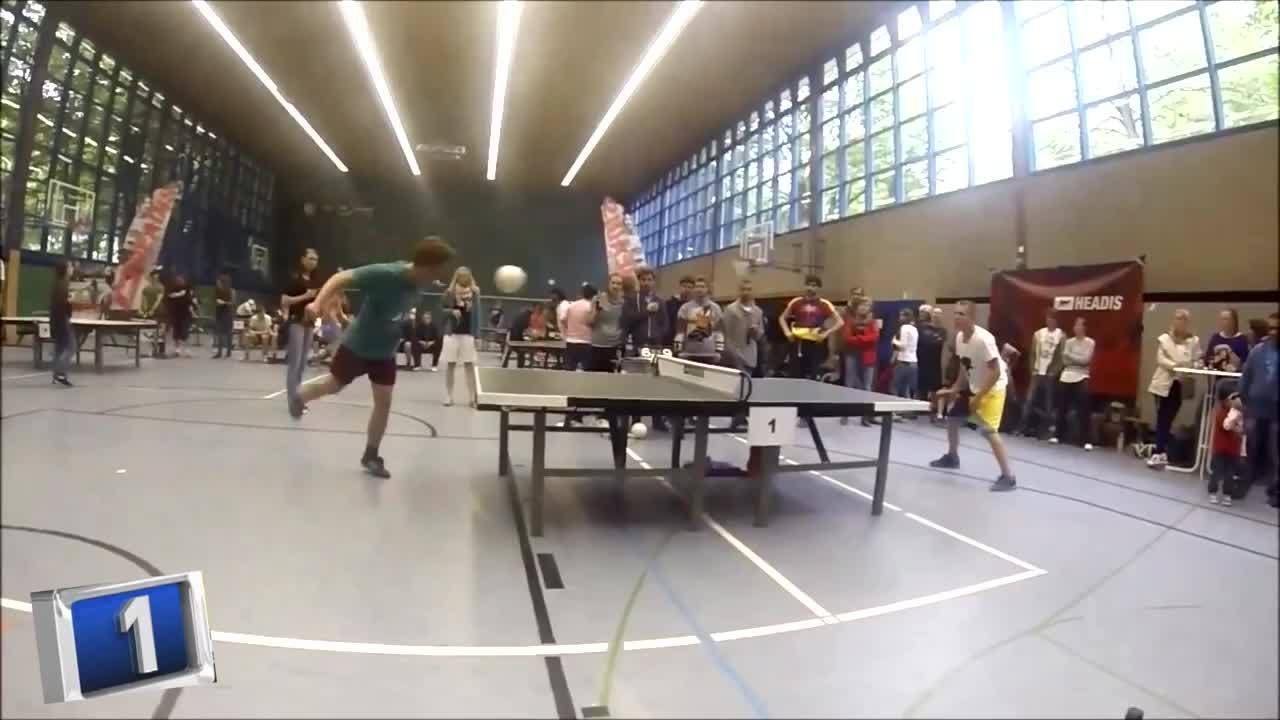 scoreball, sports, theocho, A sport called Headis we play here in Germany (reddit) GIFs