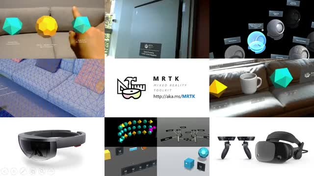 Watch and share MRTK Overview GIFs on Gfycat